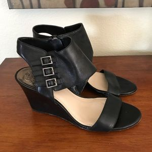 Vince Lyssia Wedge Sandals